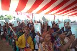Presiden Jokowi serahkan 2.709 sertifikat tanah di NTT