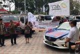 ACT DIY mendisrtibusikan 17 truk tangki ke Gunungkidul atasi kekeringan