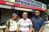 Polisi tangkap seorang warga Metro  usai transaksi narkoba
