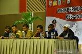 Kapolrestabes Makassar dan Dandim ajak masyarakat jaga keamanan