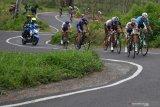 Etape terakhir Tour d'Indonesia, penentuan juara masih berproses