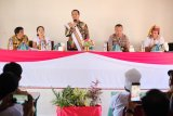 Wagub Sulsel kunjungi wilayah terpencil Simbuang  Tana Toraja