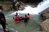 Pelajar hilang di objek wisata air terjun,  ditemukan tewas