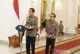 Presiden Jokowi sebut soal lokasi pemindahan ibu kota masih tunggu kajian