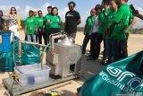 GrabFood mengajak masyarakat kurangi penggunaan plastik