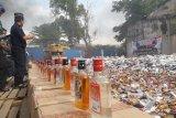 Bea Cukai musnahkan jutaan barang ilegal yang disita