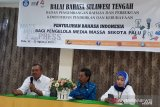 Balai Bahasa:  media di Palu sajikan berita sesuai kaidah Bahasa Indonesia