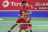 Praveen/Melati ke semifinal setelah tumbangkan unggulan utama Denmark Open