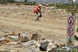 Pemkot pastikan sumur gas metan aman dari kebakaran sampah di Palu