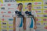 Ganda putra Fajar/Rian ikuti pasangan Ahsan/Hendra ke 16 besar Kejuaraan Dunia