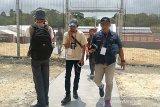 Kunjungan Menkumham di Nusakambangan diwarnai