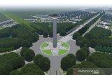 A strategic environmental study of new capital by November