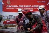 Jaksa Agung resmikan pembangunan gedung baru Kejati-Kejari NTB