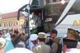 Sebanyak 6.718 jamaah haji Sumsel sudah berada di Indonesia