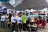 Tiga media massa milik negara berkumpul saat HUT TVRI di Riau