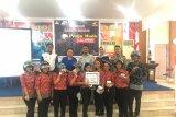 Honda edukasi cara berkendara aman kepada mahasiswa Akper BK Palu
