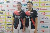 Fajar/Rian melenggang perempat final Kejuaraan Dunia