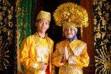 Kata peserta SMN saat kenakan pakaian adat Minang: sangat cantik dan terlihat gagah