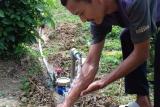 Akhirnya PAM di Saibi beroperasi, warga kembali nikmati air bersih
