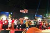 Gubernur Irwan Prayitno terima penghargaan KDI 2019