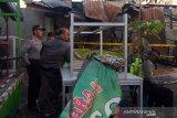 Kebakaran di kompleks Pasar Wage Purwokerto berhasil dipadamkan