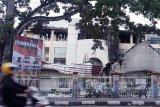Polisi cari pelaku dan provokator pembakar Gedung MRP Papua Barat