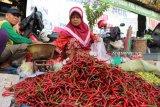 Harga cabai di Baturaja naik  Rp110 ribu/kg