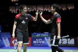 Pasangan ganda Indonesia berjaya di Kejuaraan Dunia BWF