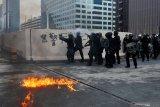 China merotasi kelompok baru tentara di Hong Kong