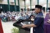 448 Jamaah haji Bangka Belitung tiba di Palembang