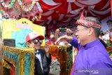 162 peserta ramaikan pawai Karnaval  HUT Ke-74 RI di Pangkalpinang