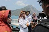 Nunik antusias ikuti trip Krakatau
