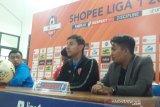 Darije Kalezic akui pemain PSM tak fokus pada babak kedua
