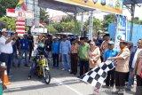 450 starter ramaikan Kejurnas Drag Bike di Karimun
