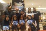 Warga Kota Medan disapa pemain film