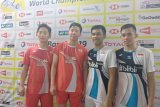 Indonesia melenggang di final Kejuaraan Dunia