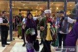 Sebanyak 43.000 haji Indonesia telah kembali ke Tanah Air