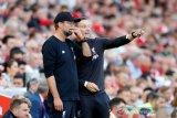 Klopp kaget dengan permainan Arsenal di Liga Inggris