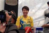 Butet mengharapkan rekornya disamai Hendra Setiawan