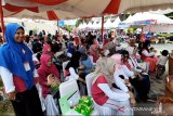 Menyusui bayi serentak warnai pekan menyusui sedunia di Tanjungpinang Kepulauan Riau