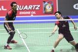 Hendra/Ahsan ke semi final, menang mudah atas Jepang