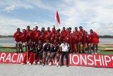 Indonesia raih tujuh medali Kejuaraan Dunia Perahu Naga di Thailand