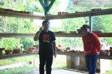 Sutan Riska ajak warga sekitar candi Pulau Sawah untuk bersiap, Festival Pamalayu telah ditabuh
