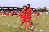 Kalteng Putra menang dramatis atas tim tamu  Bhayangkara FC