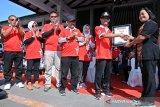 Warga Boyolali pecahkan rekor terbanyak serentak baca Pancasila