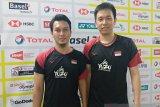 Hendra/Ahsan melaju ke  final Kejuaraan Dunia