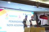 Satu PTS di indonesia dipimpin rektor asing