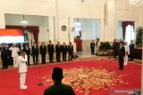 Pallabi inducted as C Sulawesi Deputy Governor by President