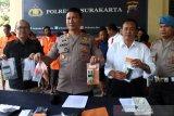 18 pengguna narkotika di Solo diamankan selama Operasi Antik