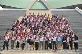 Sekitar 100 mahasiswa dari 26 perguruan tinggi ikut lomba konstitusi digelar MPR